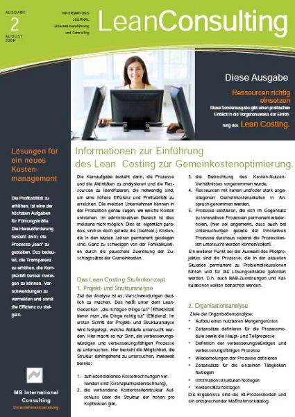 MB News Lean Consulting